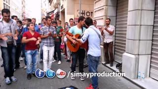 Barış U Eymen Taksim İstiklal Caddesi FULL HD