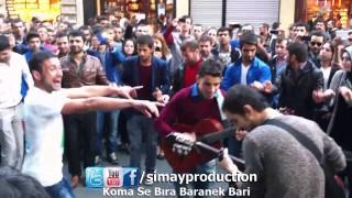 Koma Se Bıra Baranek Bari Taksim 27.10.2013