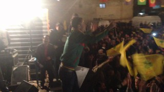 Koma Se Bıra   Barış ADAL   Viranşehir Seçim Konseri