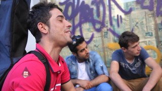 Koma Sê Bîra Taksim İstiklal Caddesinde Gezi